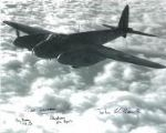World War 2 Pilots (x6 Autographs) - Genuine Signed Autograph 7723